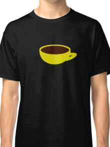 banana-coffee Classic T-Shirt