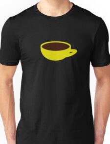 banana-coffee Unisex T-Shirt