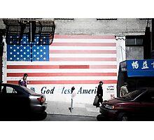 God *less America . . . Photographic Print