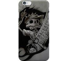 ouija skate iPhone Case/Skin