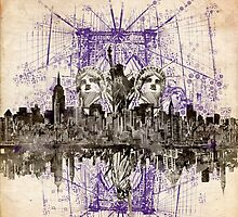New York 4 by BekimART
