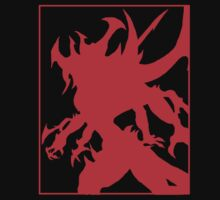 Diablo - Lord of Terror (red) Kids Clothes