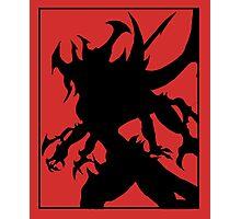 Diablo - Lord of Terror Photographic Print