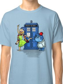 Emotions in a Blue Box Classic T-Shirt