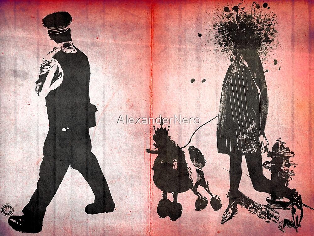Girls Who Don't Like Authority III by AlexanderNero
