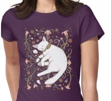 Mice and Moths Womens Fitted T-Shirt