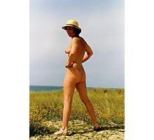 Beach bottom Photographic Print