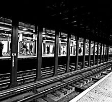 Times Square Station by Stephen Burke