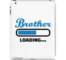 Brother loading iPad Case/Skin
