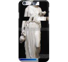 Glitched Grecian iPhone Case/Skin