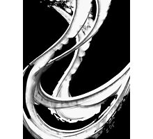Black Magic 312 Inverted by Sharon Cummings Photographic Print