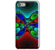 Newton-Raphson II iPhone Case/Skin