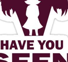 Annie design Sticker
