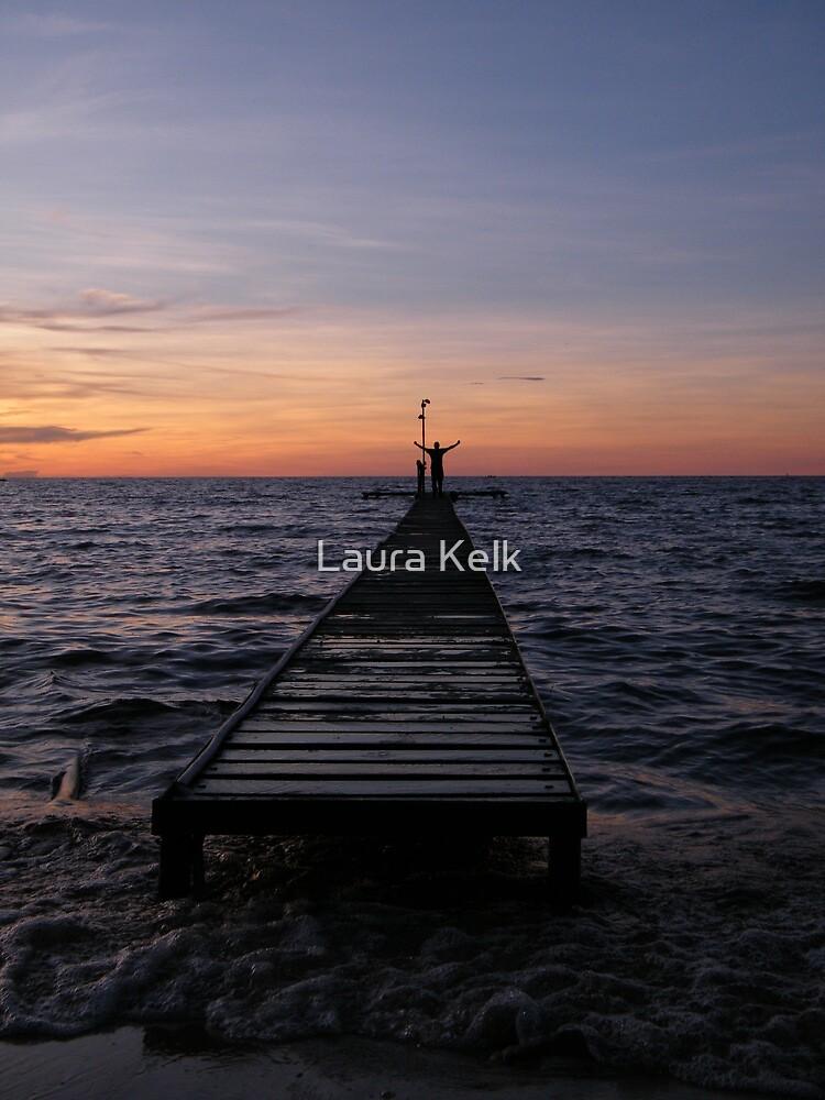 Success at Sunset by Laura Kelk