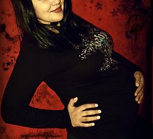 25 weeks - grunge style by Ghelly