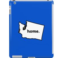 Washington. Home. iPad Case/Skin