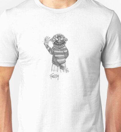 Freddy - Movie Serial Killers Unisex T-Shirt