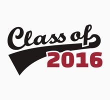 Class of 2016 Kids Clothes