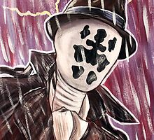 Rorschach by Mark Gagne