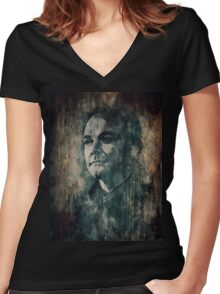 Crowley Women's Fitted V-Neck T-Shirt
