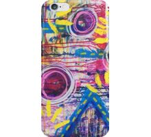 Mountains of Abundance: Inner Power Painting iPhone Case/Skin