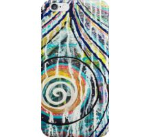 Goddess Explosion: Inner Power Painting iPhone Case/Skin