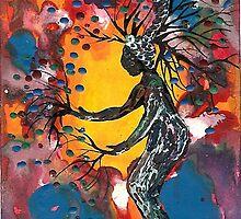 Tree 52 by Nata (ArtistaDonna) Romeo