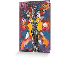 Tree 53 Greeting Card