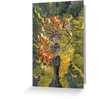 Tree 61 Greeting Card