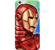 Invicible Iron Man iPhone Case/Skin