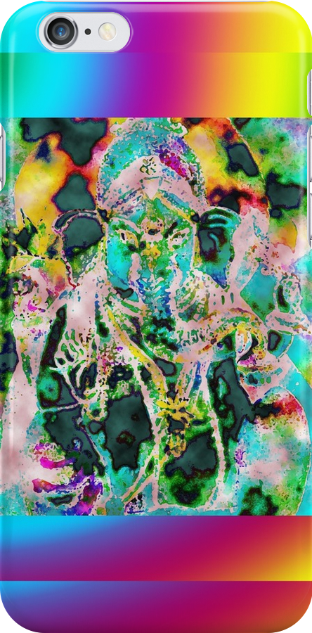 Ganesh 2 by Infinite Path  Creations