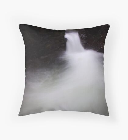 The Devil's Cauldron Throw Pillow