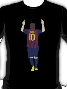 Lionel Messi Minimalist design T-Shirt