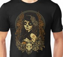 Night of the Kitsune Mask Unisex T-Shirt