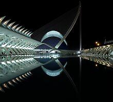 Museum, Bridge and Agora - CAC by Valfoto