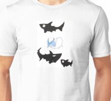A Shiver of Sharks Unisex T-Shirt
