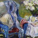 Spring Tea by TerrillWelch
