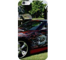 military tribute camaro iPhone Case/Skin