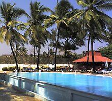 South Beach Swiming Pool by BritishYank