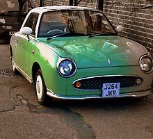 Nissan Figaro by Kim Slater