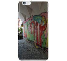 Passage in Maribor - Slovenia iPhone Case/Skin