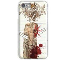 Un cadáver iPhone Case/Skin