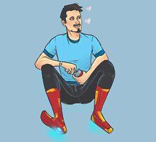Floating Tony Unisex T-Shirt