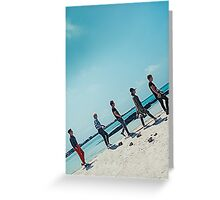 BigBang We Like To Party Greeting Card