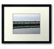 Ogden Point Seawall Framed Print