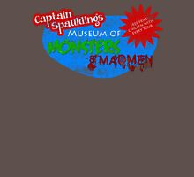 Captain Spauldings Museum of Monsters & Madmen Unisex T-Shirt