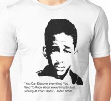 Jaden Smith quote #1 Unisex T-Shirt