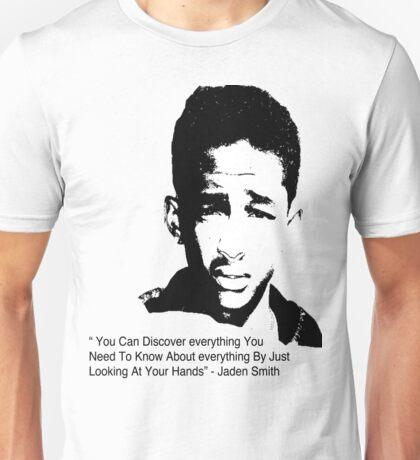 Jaden Smith quote #1 Unisex T-Shirt