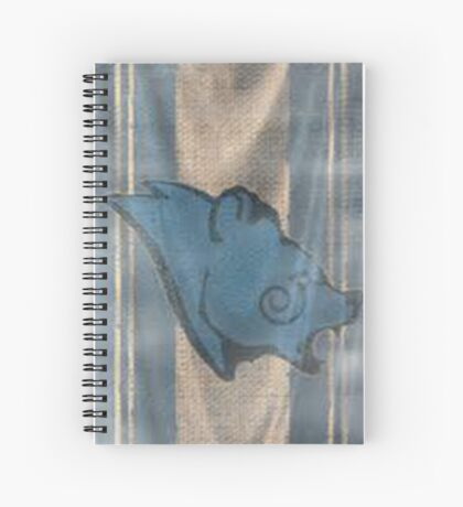 Stormcloaks Spiral Notebook