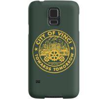 True Detective - City of Vinci logo or Samsung Galaxy Case/Skin
